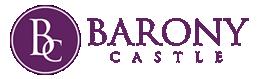 Barony Castle Gift Vouchers Logo